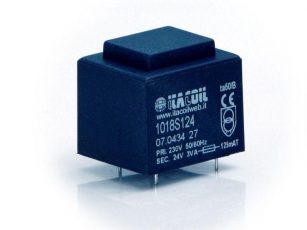 Trasformatori 2.3VA EI30/18