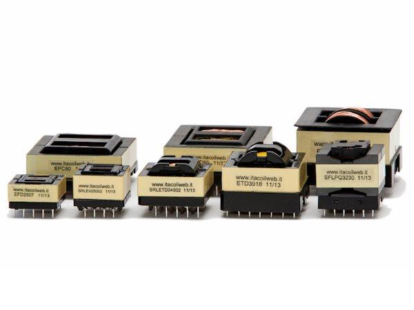 Trasformatori per convertitori risonanti LLC ad alta efficienza