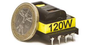 Trasformatore risonante integrato LLC Itacoil formato Dwg. 22A