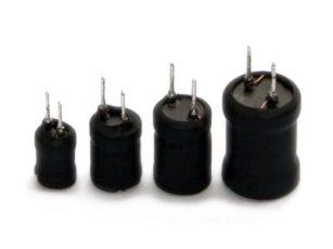 Induttanze radiali per applicazioni di potenza, EMI/EMC