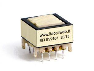 Induttanze multiple per PFC-TM – serie SFLEV25