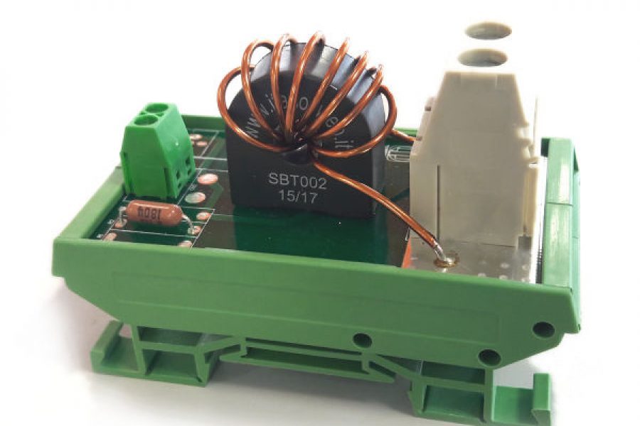 Trasformatori Amperometrici su barra DIN