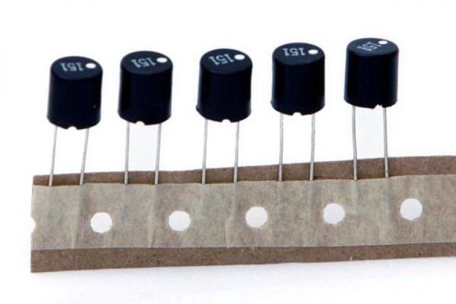 Induttanze radiali nastrate Itacoil per applicazioni di potenza e EMI/EMC